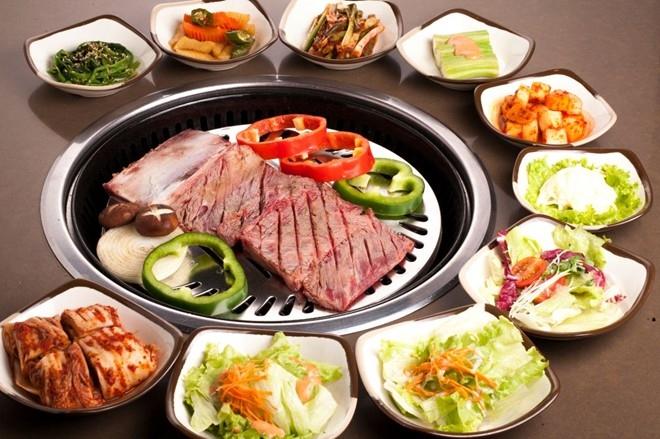 Đến với Gogi House, bạn sẽ được đắm chìm vào thế giới ẩm thực Hàn Quốc đa màu sắc