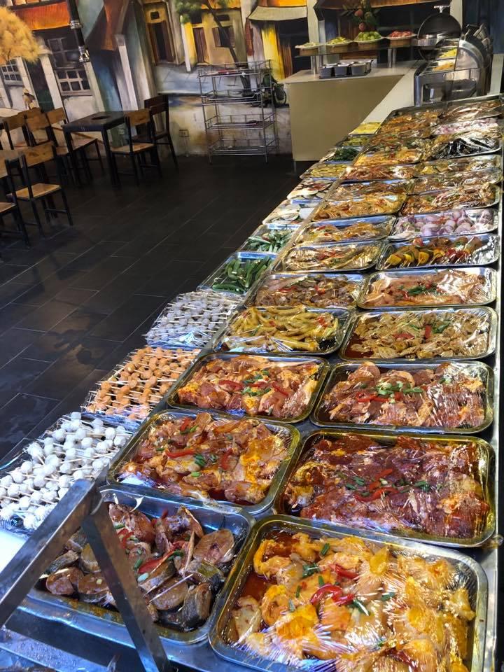 Nhà hàng Buffet Nướng 119K Alibaba là một trong những địa chỉ buffet tuyệt vời mà bạn không nên bỏ lỡ.