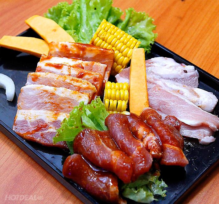 Nhà hàng Buffet Nướng Lẩu Koishi BBQ - Đại Từ
