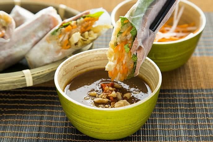 Món ăn dùng cho buffet tại Buffet Ông Mập đều là những loại thịt và hải sản tươi sống