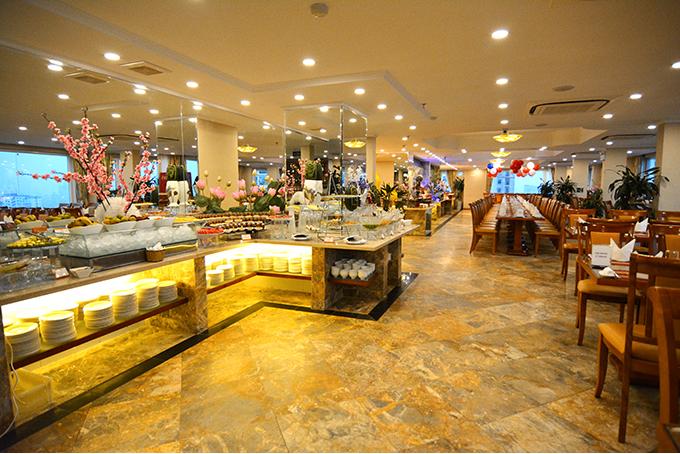 Nhà hàng Buffet Sen Việt - Minh Khai