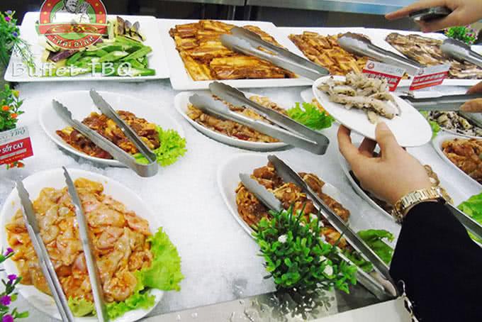 Nhà hàng Buffet TBQ - Nguyễn Hoàng