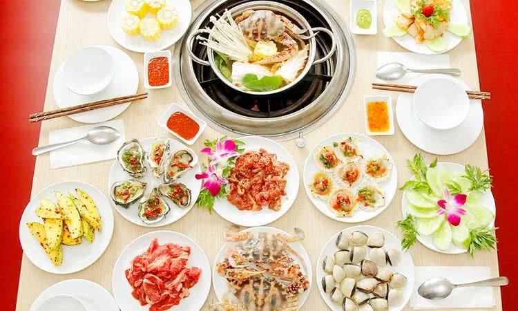 Buffet Victory là nhà hàng buffet ngon và nổi tiếng ở quận 3, TP. Hồ Chí Minh