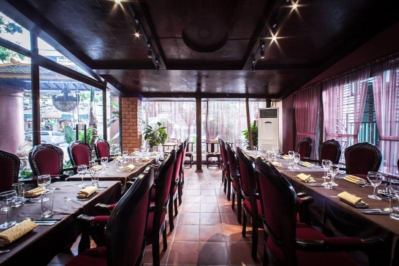 Nhà hàng Buffet Việt là một trong những nhà hàng tổ chức tiệc công ty tốt nhất ở Hà Nội