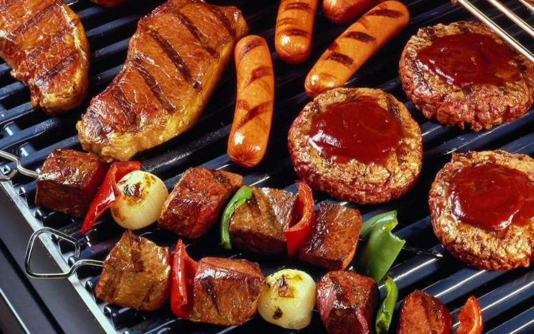 Nét nổi bật của nhà hàng Burger BBQ & Grill là mang đến cho thực khách cả một thiên đường món nướng thơm lừng