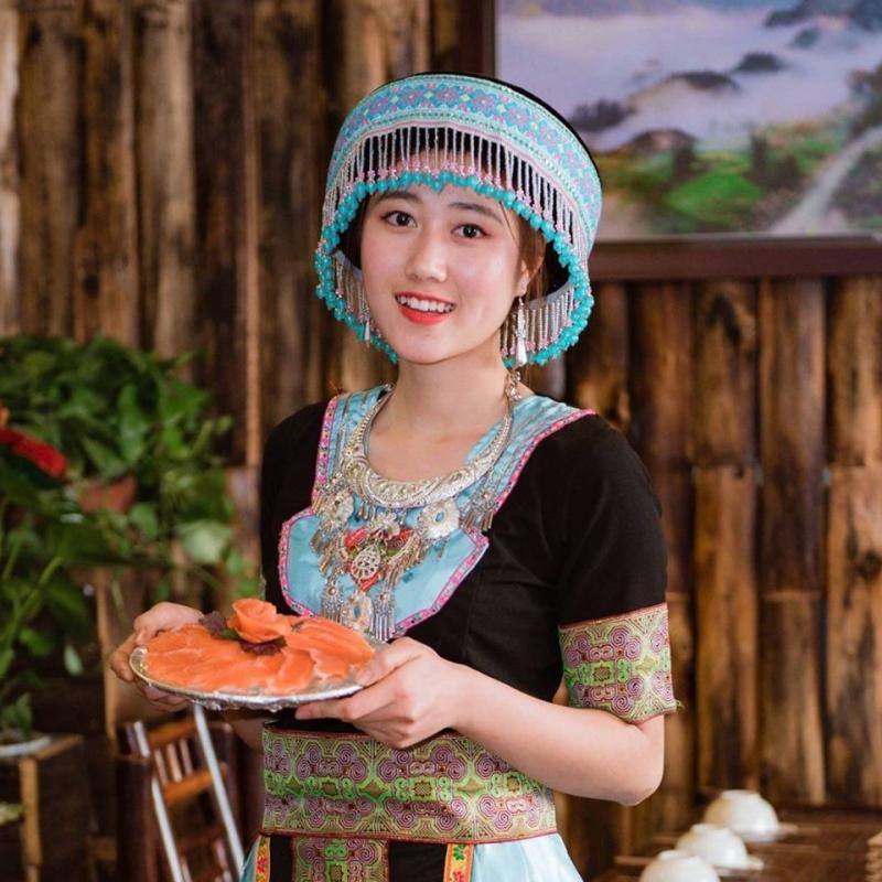 Nhà hàng Cá Hồi Vua Sa Pa