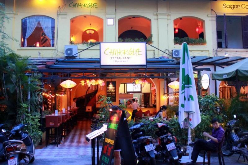 Nhà hàng Camargue