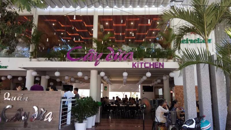Nhà hàng Cây Dừa- cơ sở 2.