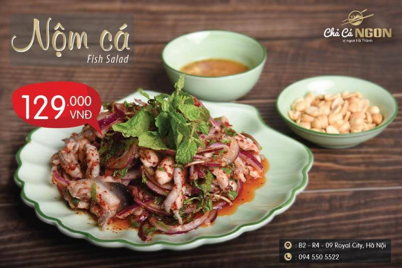 Nhà hàng Chả Cá Ngon
