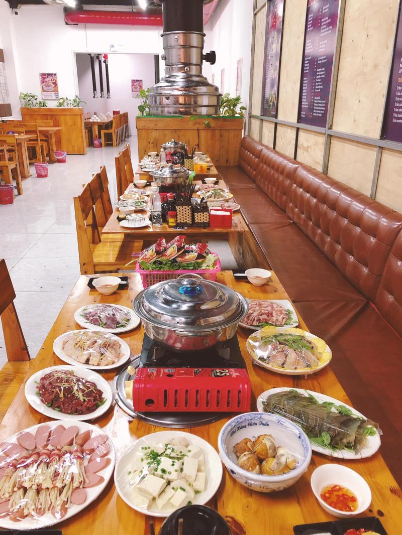 Nhà hàng Châu Tuấn