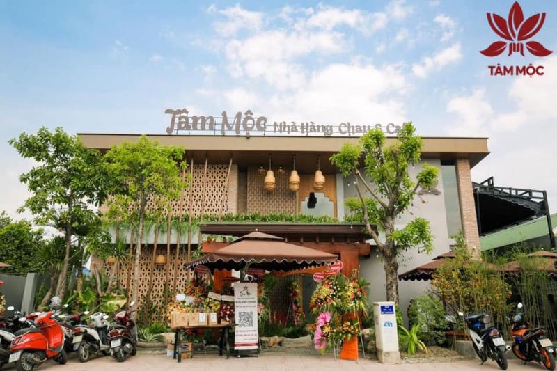 Nhà hàng Chay & Cafe Tâm Mộc