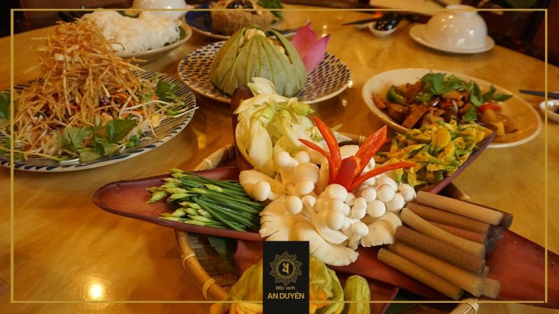 Top 10 quán chay ngon nhất Sài Gòn