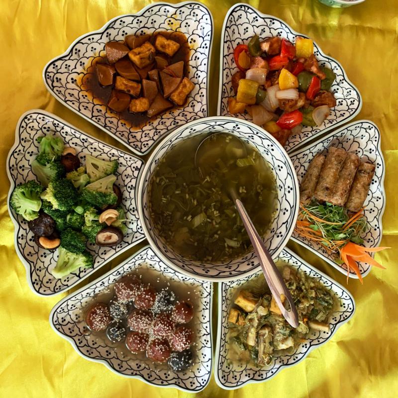 Nhà hàng chay Hoan Châu