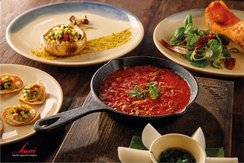 Nhà hàng Chay Hum Vegetarian
