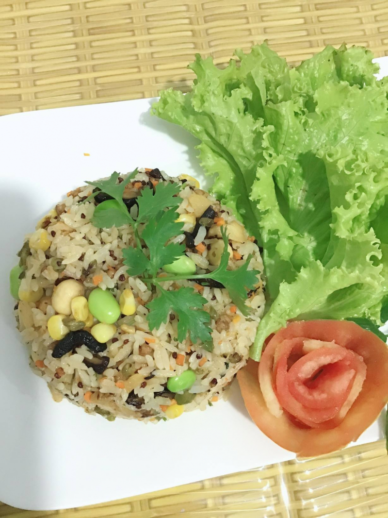 Lasen đem đến cho thực khách những món chay thực sự sạch và dinh dưỡng