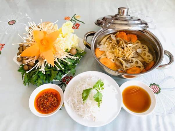 Nhà Hàng Chay Mani