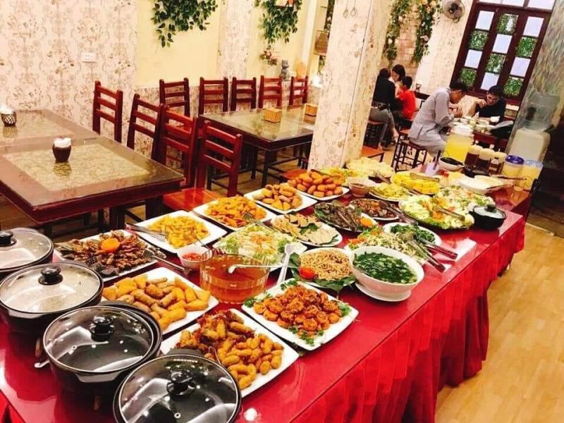 Nhà hàng chay Nhất Tâm