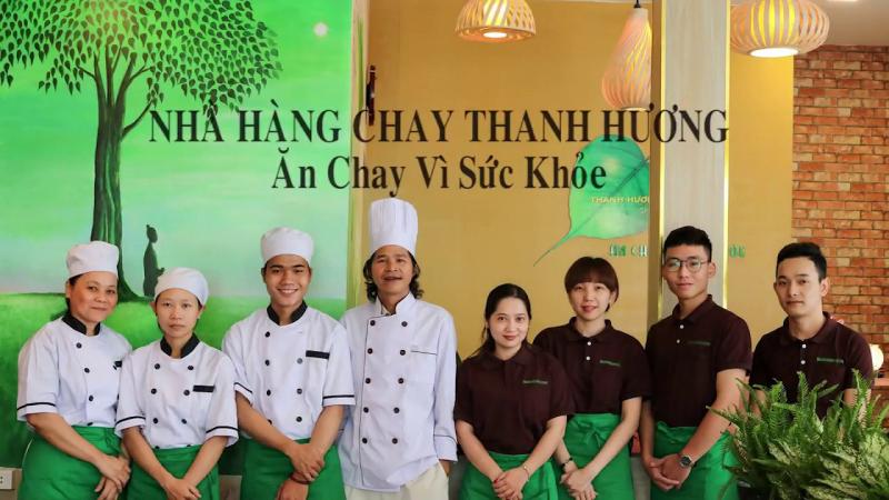 Nhà hàng chay Thanh Hương