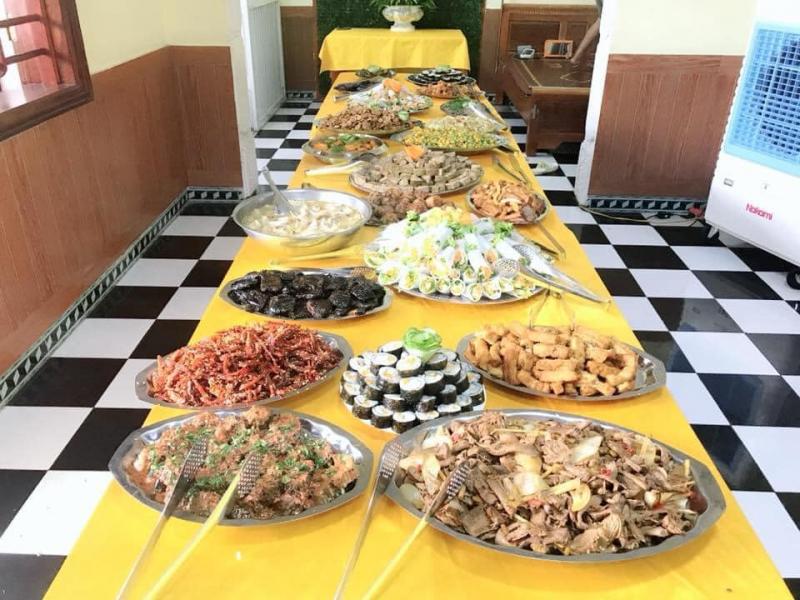 Nhà hàng chay Thiên Phúc