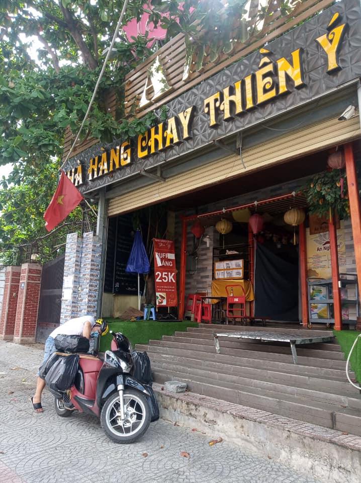 Nhà hàng chay Thiền Ý