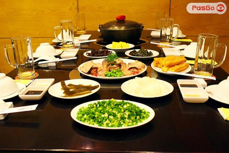 Nhà hàng Chen Nam Định
