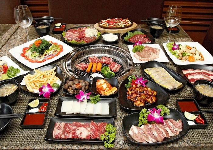 Nhà hàng Chiaki BBQ