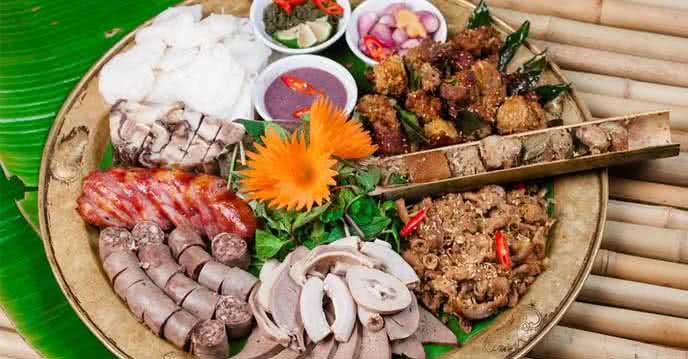 Top 8 nhà hàng chuyên đặc sản núi rừng tại TP. HCM