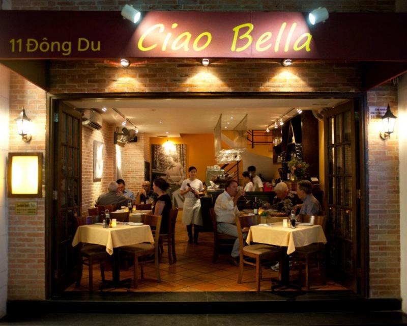 Nhà hàng Ciao Bella