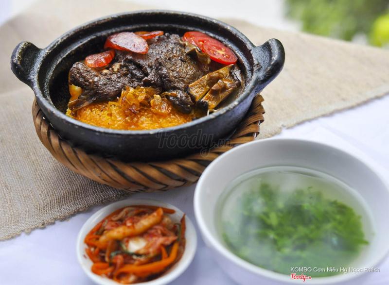 Nhà hàng Cơm niêu Singapore Kombo – Kim Đồng