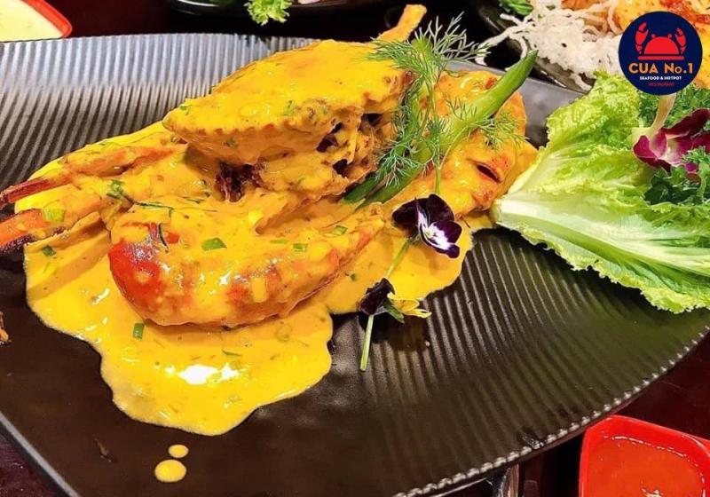 Nhà hàng Cua No.1 - SeaFood & Hotpot - 68 Ô Chợ Dừa