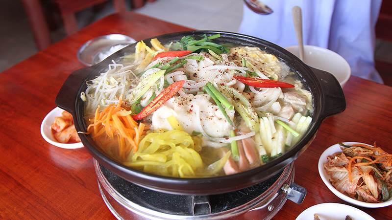 Nhà hàng Dae Jang Gum