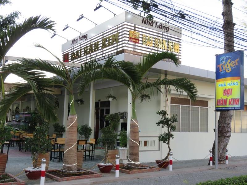 Nhà hàng nổi tiếng với nhiều món đặc sản mang phong vị miền Tây