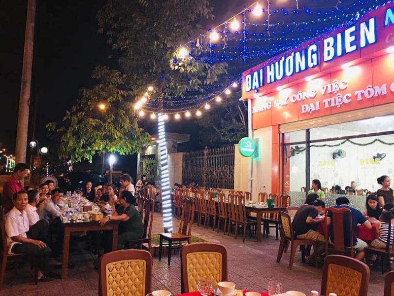 Nhà hàng Hải sản Đại Hương Biển