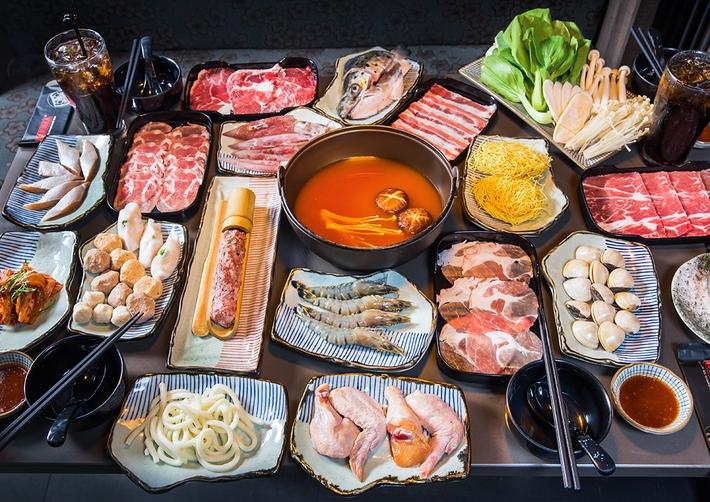 Đến với Daruma, bạn sẽ được thưởng thức vô vàn món ăn ngon