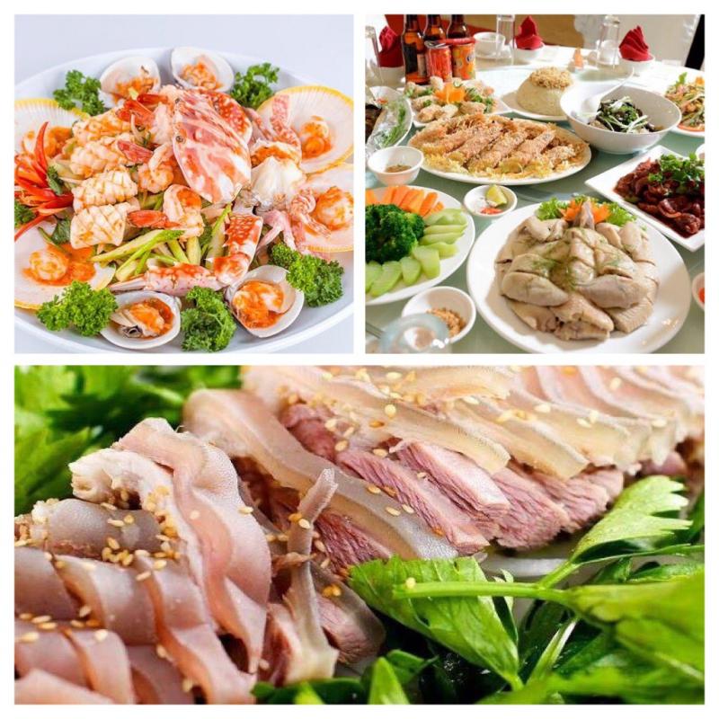 Nhà hàng dê Nghi Lâm