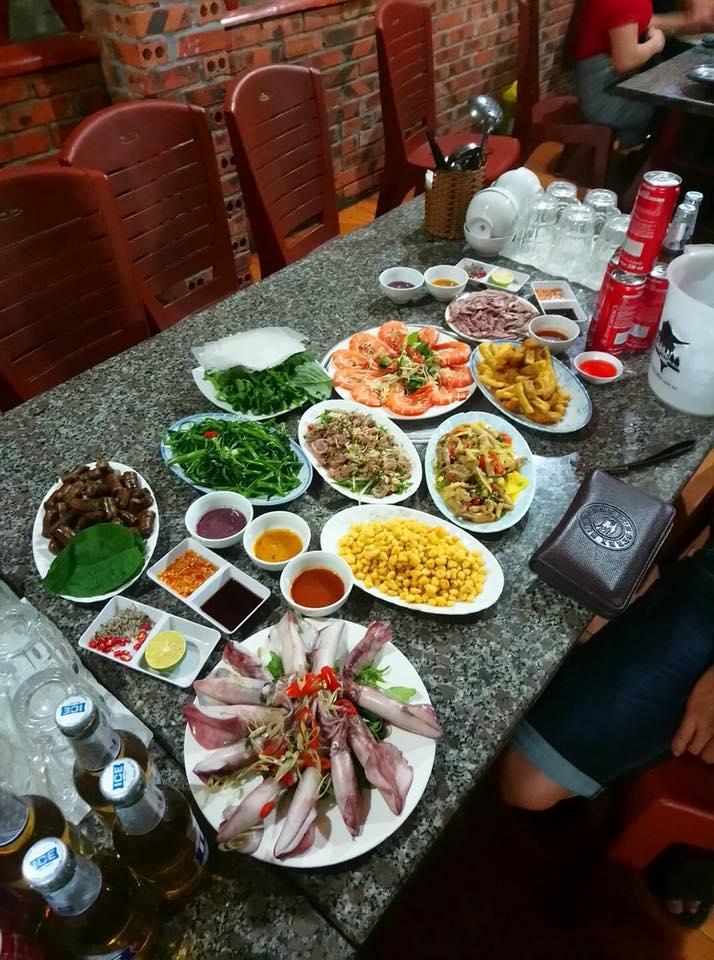 Nhà hàng Dê Tùng Xẻo