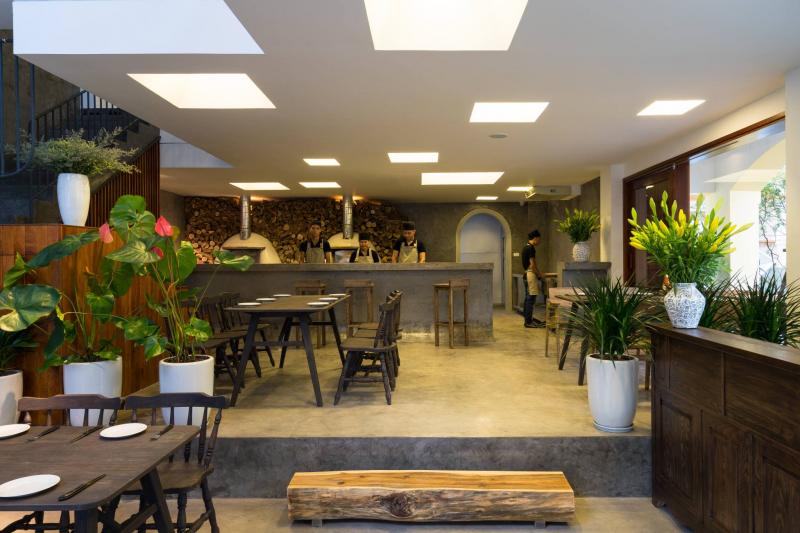Nhà hàng Della Seta