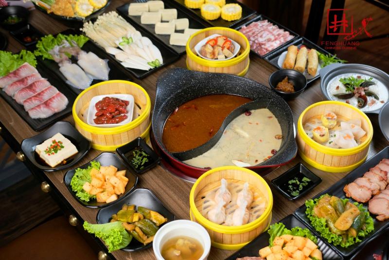 Nhà hàng Dimsum & Lẩu Trung Hoa – FengHuang