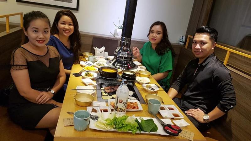 Nhà hàng Doncook Vĩnh Phúc - Lẩu nướng Hàn Quốc