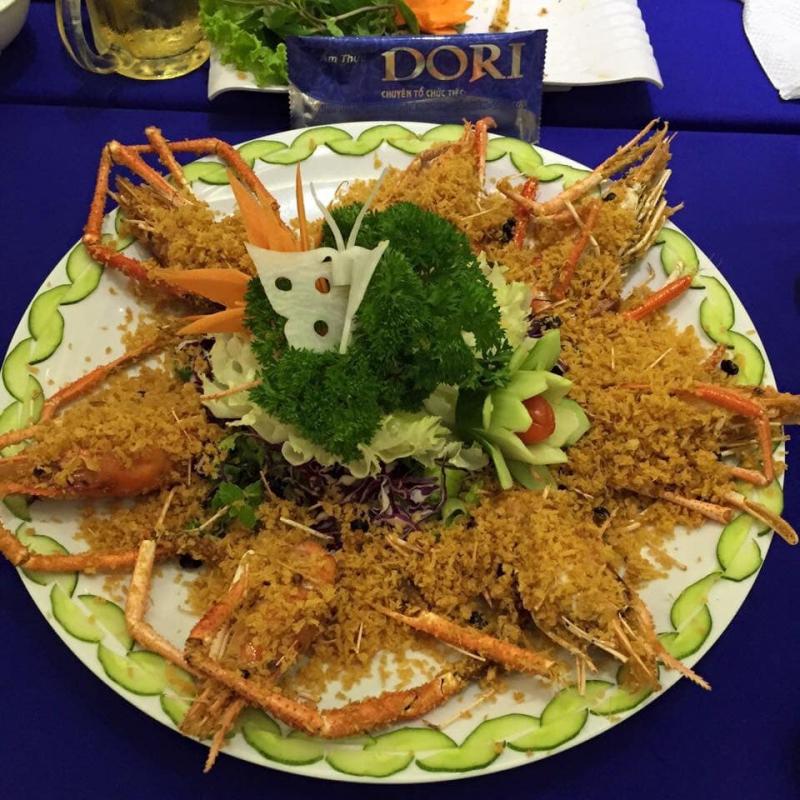 Nhà hàng Dori - Lê Trọng Tấn