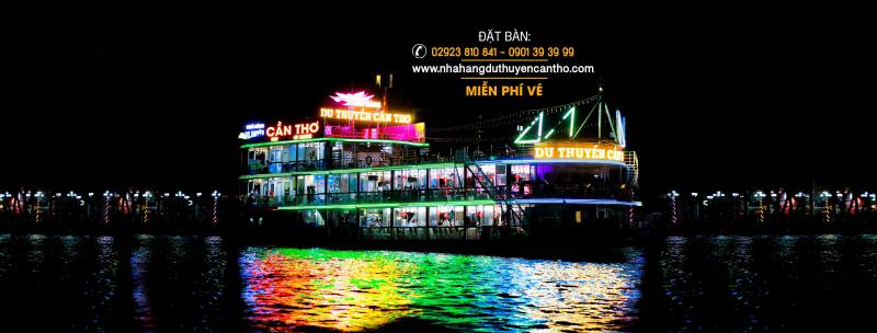 Nhà hàng du thuyền Cần Thơ