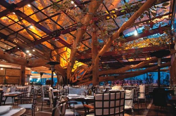 Phòng ăn của nhà hàng