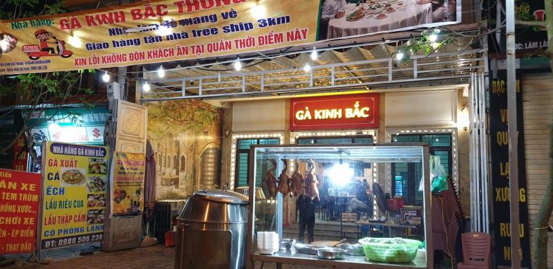 Nhà hàng Gà Kinh Bắc