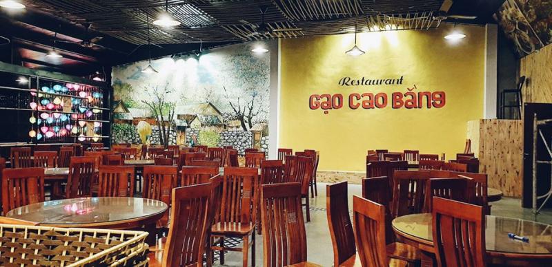 Nhà hàng Gạo Cao Bằng