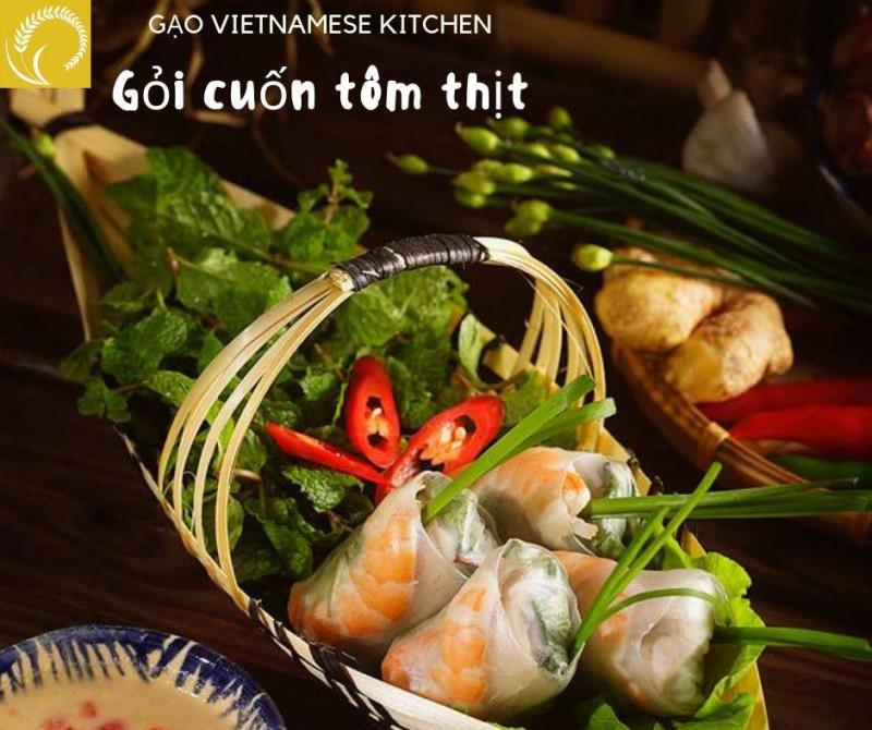 Nhà hàng Gạo Vietnamese Kitchen