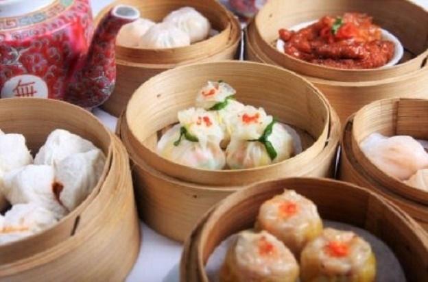 Món ăn tại nhà hàng Giang Nam mĩ vị