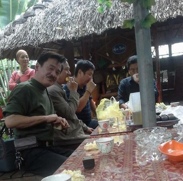 Nhà hàng Góc Việt Quán được các nghệ sỹ nổi tiếng yêu thích