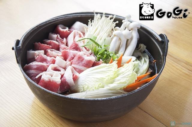 Các món ăn tại Gogi House được đánh giá cao bởi chất lượng đảm bảo