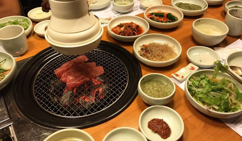 Nhà Hàng Gojumong Luxury