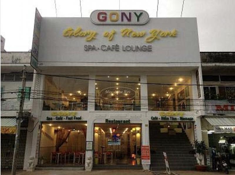 Nhà Hàng Gony Spa Cafe Lounge